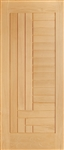 Inca Oak Exterior Door