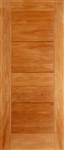 Modica Oak Exterior Door