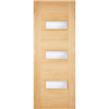 Portomaso Oak Exterior Door