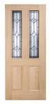 Salisbury Oak Exterior Door