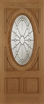 Sovereign Oak Exterior Door