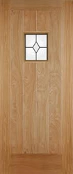 Thames Oak Exterior Door