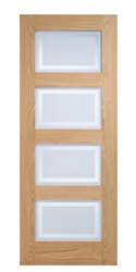 4L Oak Interior Door