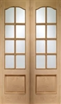Park Lane Oak Interior French Doors