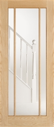 Lincoln Glazed Oak Interior Door