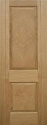 Madrid Oak Interior Door