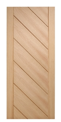 Monza Oak Interior Door