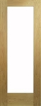 Pattern 10 Oak Exterior Door