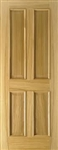 Regency 4P RM Oak Interior Door