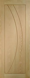 Salerno Oak Interior Door
