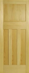 Patt 30 Pine Interior Door