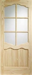 Riviera Pine Interior Door