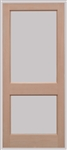 2XGG Softwood Exterior Door