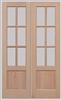 GTP2P Softwood Exterior French Doors