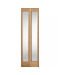 MARSTON BIFOLD OAK CLEAR