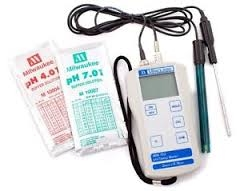 Milwaukee #MW-100 Digital and Waterproof pH Meter