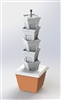 VG1 - Verti-Gro Single Tower Garden - Automatic