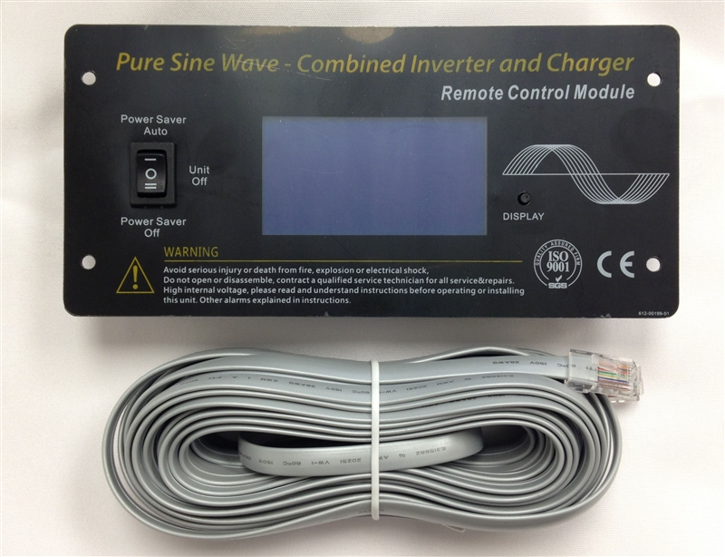 Remote for HP Series Inverters