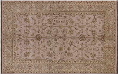 Oriental Hand Knotted Persian Area Rug