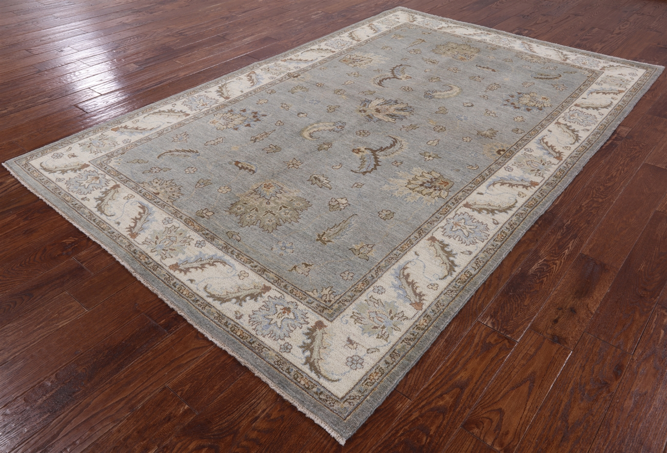 how to choose a rug for your living room 6 0 quot x 9 6 quot knotted blue peshawar rug 28334