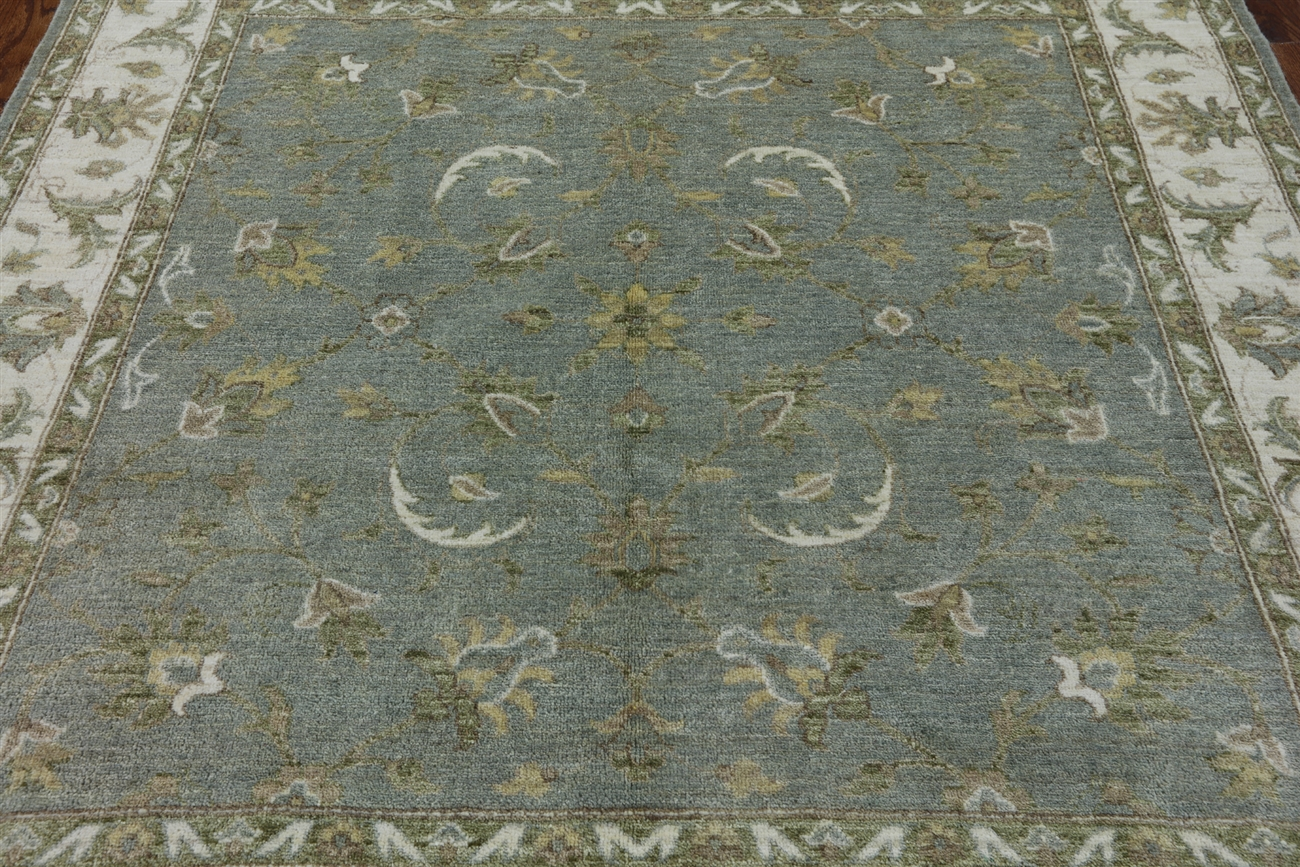 persian oriental ' square area rug h -