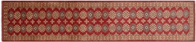 Kazak Hand Knotted Wool Rug