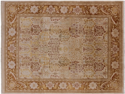 Ziegler Hand Knotted Area Rug