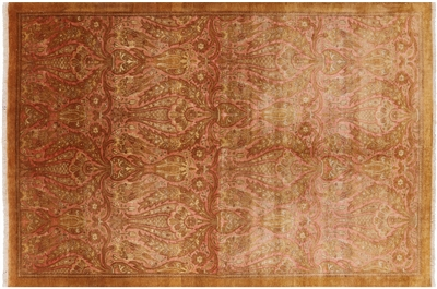 Persian Hand Knotted Ziegler Area Rug