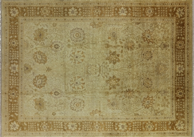 Hand Knotted Ziegler Mahal Persian Rug