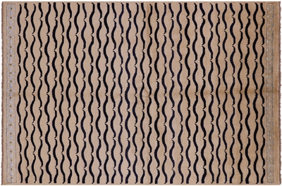 Persian Gabbeh Hand Knotted Wool Rug