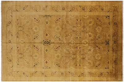 Peshawar Hand Knotted Rug