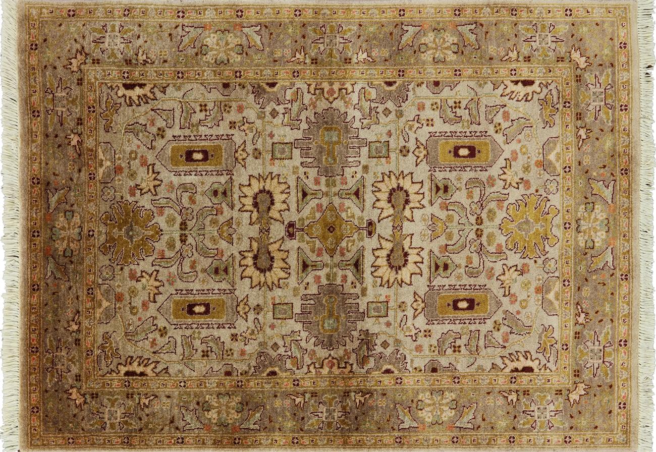 4 X 6 Oriental Persian Rug H9708