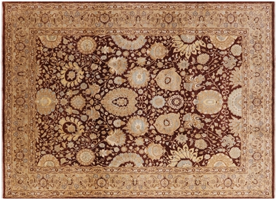 Peshawar Hand Knotted Oriental Rug