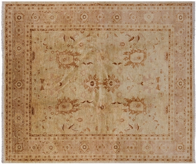 Antique Reproduction Oriental Peshawar Rug