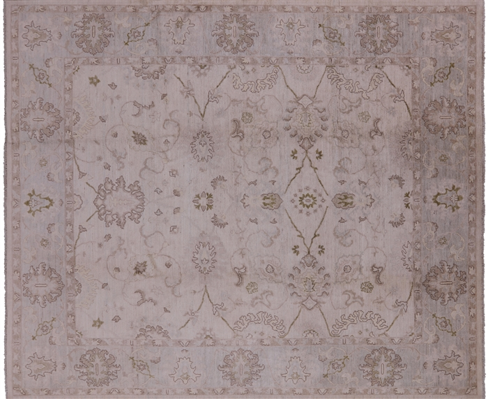 Peshawar Oriental Hand Knotted Area Rug