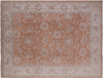 Hand Knotted Oriental Peshawar Area Rug