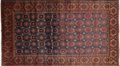 Oriental Persian Baluch Area Rug