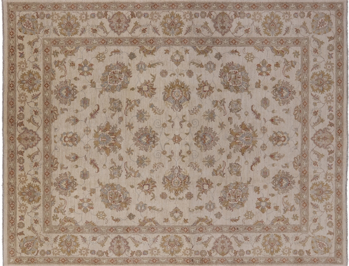 Oriental Persian Hand Knotted Wool Area Rug