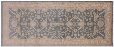 Oriental Hand Knotted Persian Wool Runner