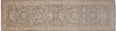 Oriental Persian Wool Hand Knotted Runner