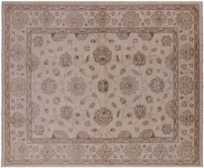 Oriental Hand Knotted Persian Wool Area Rug