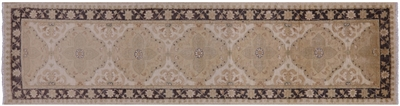 Oriental Persian Hand Knotted Wool Runner