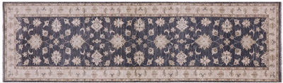 Hand Knotted Runner Persian Wool Rug