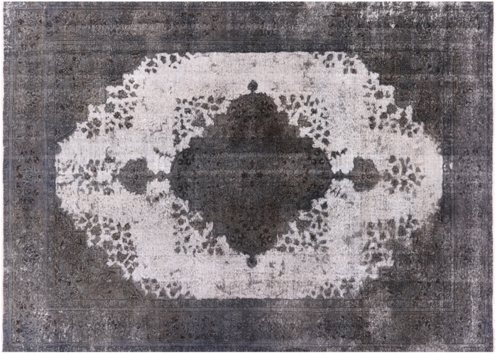 Oriental Veg Dyed Hand Knotted Overdyed Rug