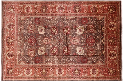 Persian Hand Knotted Rug