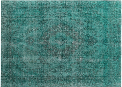 Persian Overdyed Oriental Area Rug
