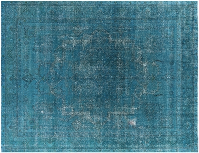 Persian Overdyed Oriental Rug