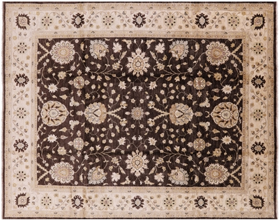 Hand Knotted Persian Area Rug