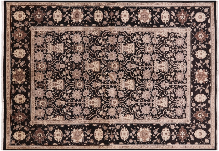 French Design Hand Knotted Persian Rug