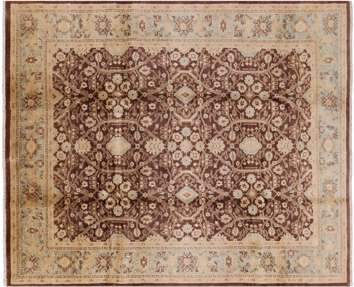 Fine Peshawar Hand Knotted Area Rug